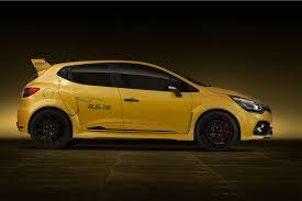 2018 renault megane rs sport. brilliant renault renault clio rs 16 concept gets megane 275 engine conversion throughout 2018 renault megane rs sport n