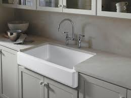 18 Farmhouse Sinks | Apron front sink, Granite sinks and Large pots