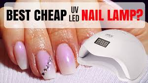 The Best Cheap <b>UV LED Nail</b> Lamp? Review for SUN 5 <b>48w</b> Hybrid ...