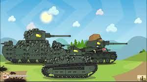 TANK WAR-Đại Chiến Xe Tăng-HOẠT HÌNH CỰC HAY - YouTube