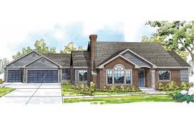 ranch house plan ardella 30 785 front elevation