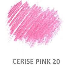 Derwent Procolour Lightfast Chart Derwent Procolour Pencils Range Of 72 Coloured Pencils 20 Cerise Pink Lf 1