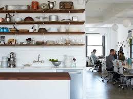 Office Kitchen Furniture Glass Display Shelves Office Kitchen E Smallhouseideacom