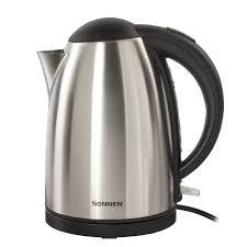 Купить <b>Чайник SONNEN</b> KT-106, 1,8 л, 2200 Вт, закрытый ...