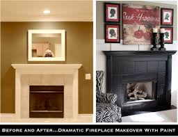 the yellow cape cod 31 days of character building builder fireplace makeover