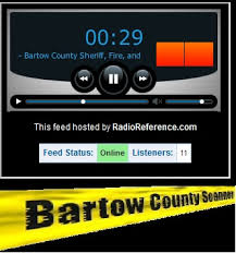 Bartow County Scanner