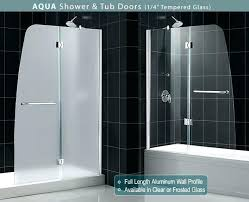 door for bathtubs robs sky suite glass doors bathtubs and house tours half glass door tub