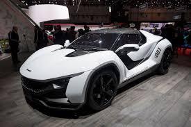 Tata Motors Unveils First Sports Car, Tamo Racemo | India ...