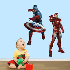 Marvel Heroes Bedroom Decor Online Buy Wholesale Marvel Avengers Bedroom Decor From China