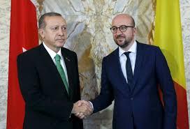 Ερντογάν σε Μισέλ: Η Ελλάδα προκαλεί - Περιμένουμε διεθνή διάσκεψη για αν. Μεσόγειο - Ειδήσεις - νέα - Το Βήμα Online