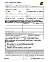Online Bill Of Lading Form Ups Bol Form Omfar Mcpgroup Co
