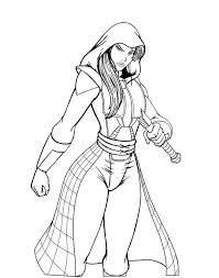 Small Picture 91 best starwars coloring pages images on Pinterest Adult