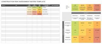 Free Risk Assessment Matrix Templates | Smartsheet