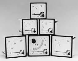 analogue instruments