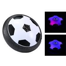 Light Up Ball Game Louis Will Kids Air Power Soccer Football Boys Girls Sport