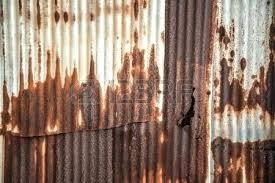 galvanized panels old rusty corrugated iron siding vintage texture background metal wall rusted for photo