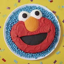 Elmo Cake Wilton