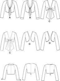 Bolero Jacket Pattern Enchanting New Look 48 Misses Knit Bolero Jacket