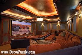 wood ceiling lighting. Led Ceiling Lights For The Wooden In Residential And Cinema Room Wood Lighting S