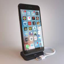 apple iphone 6 colors. apple collection iphone7 iphone 7 plus airpods lightning 3d model max obj 3ds fbx c4d lwo 6 colors