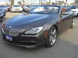 Sport Series 2012 bmw 6 series : Used 2012 BMW 6 Series 650i Convertible for Sale in London ...