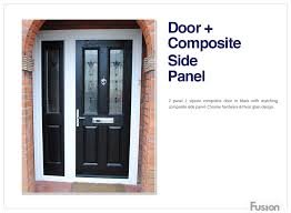 entry doors with side panels. Composite Side Panels Create A Real Contemporary Front Door With Amazing Entry Doors N