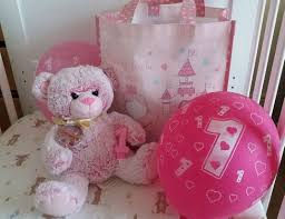 our special gifts for baby s 1st birthday