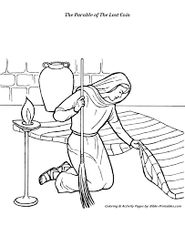 Small Picture The Parable of The Lost Coin Coloring pages The Parables of