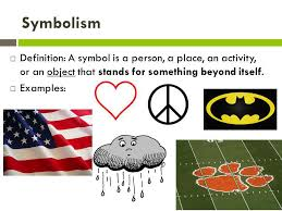 personification symbolism allusion ppt video online  personification examples 4 symbolism