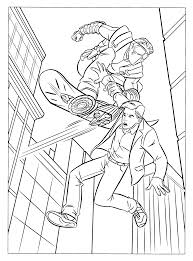 Spiderman Coloring Pages To Print Out L L L