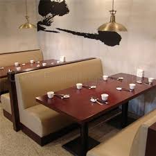 china sp cs380 uptop made to order wooden frame leather restaurant booth china restaurant booth restaurant booth set