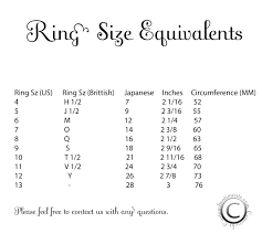 Free Ring Size Chart View Full Gallery Of Luxury Wedding Ring Size Chart