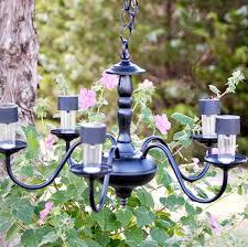 elegant outdoor chandelier diy 25 best ideas about solar light chandelier on outdoor