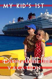 my kid s first disney cruise