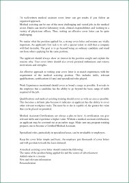 Medical Lab Assistant Cover Letter Examples Resume Samples