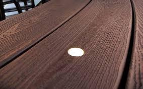 Outside deck lighting Unique Deckinglighting4 Jw Lumber Deck Lighting Outdoor Deck Lighting Products Low Voltage Led