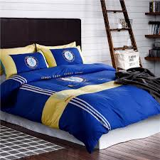 chelsea football club bedding set twin queen size 11 600x600 chelsea football club bedding set