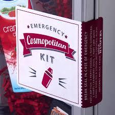 emergency cosmopolitan kit