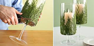 evergreen candle holder 02