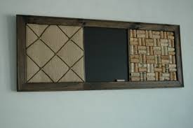 Chalkboard Kitchen Wall French Memo Board Wine Cork Board Chalkboard Kitchen Wall