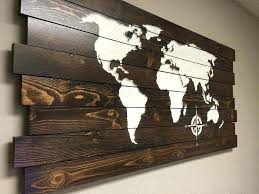 world wall decor wood plank wall decor luxury art designs wooden world map pallet sign old world metal wall decor
