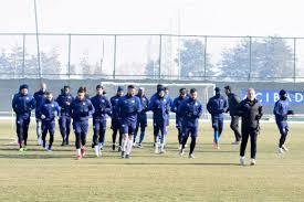 BB Erzurumspor, Gaziantep FK hazırlıklarını sürdürdü - Spor Haberleri