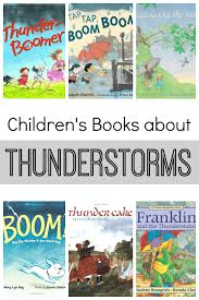 children s books about thunderstorms