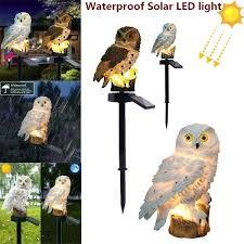 1pc waterproof solar power led