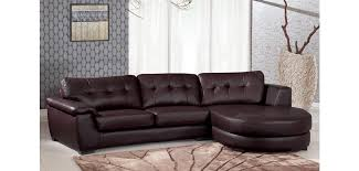 comfortable leather couches. Contemporary Brown Leather Sectional Sofa Global Furniture 3612 Comfortable Couches A