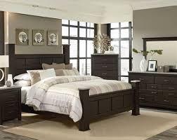 Camera da letto moderna chatodax stonehill elegante scuro set ...