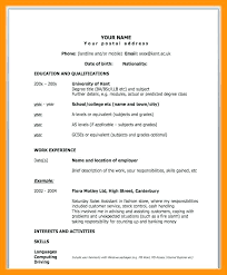 One Page Resume Format Amazing 28 Page Resume Format Enchanting Sample 28 Page Resume One Page