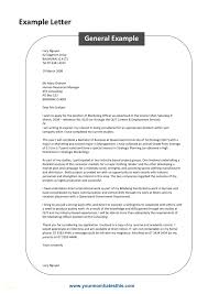 Free Cover Letter Format And Unsolicited Cover Letter Template Image
