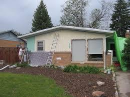 Painting Exterior Stucco - House exterior trim