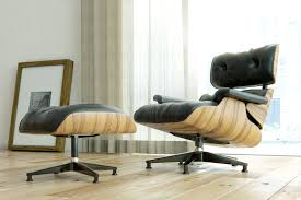 Contemporary Chair Design Ideas With Cozy Eames Chair: Excellent Lounge  Eames Chair On Cozy Pergo